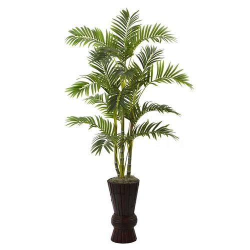 nearly natural Areca Palm Tree