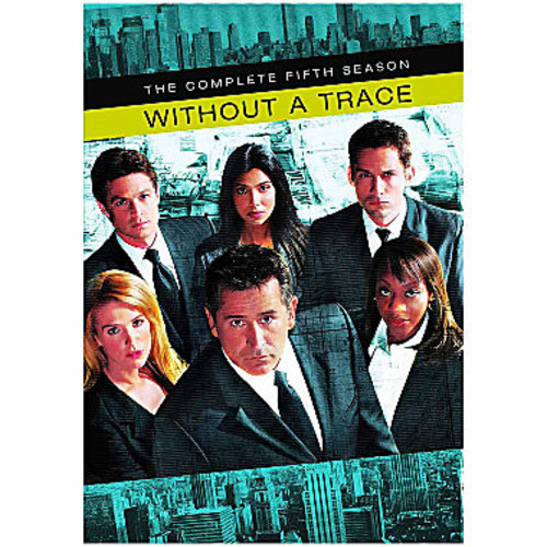 Without a Trace: The Complete Fifth Season [6 Discs]