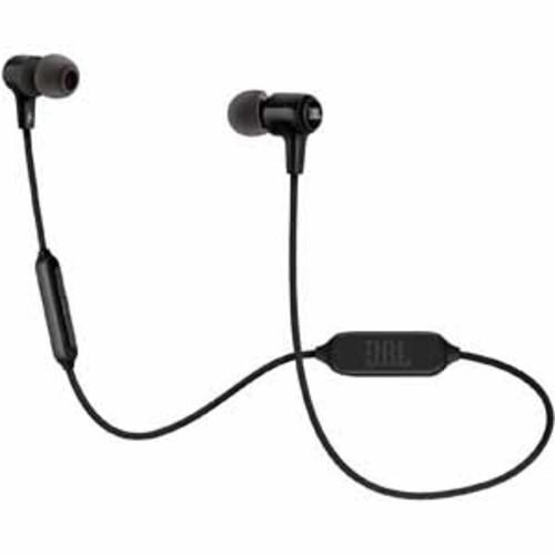 JBL Wireless In-Ear Headphones - Black