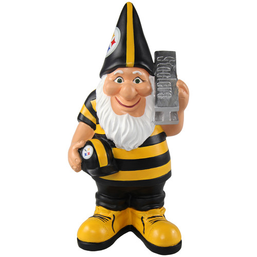 NFL Pittsburgh Steelers Caricature Gnome