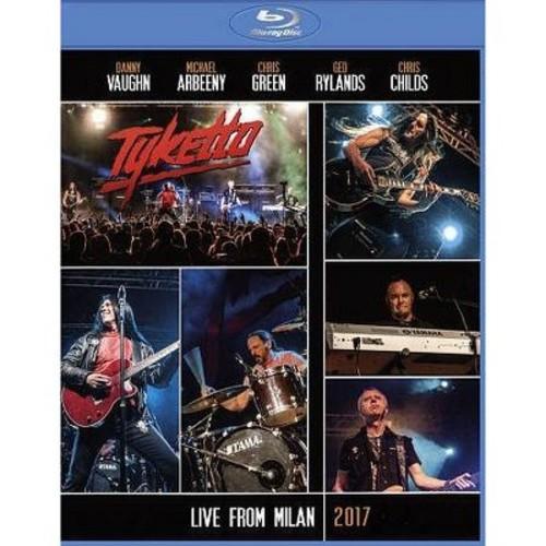 Live In Milan 2017 (Blu-ray)