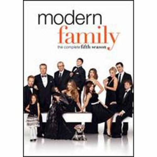 Modern Family: Season 5 [DVD]