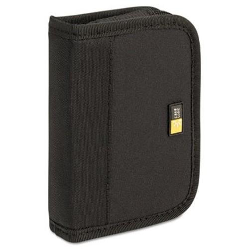 Case Logic JDS-6 USB Drive Shuttle 6-Capacity-Black [Black, 6-Capacity]
