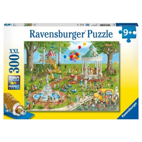 Ravensburger Pet Park Jigsaw Puzzle - 300-Piece