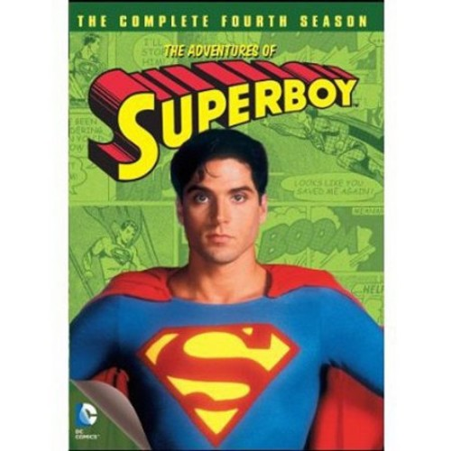 Superboy: The Complete Fourth Season [3 Discs] [DVD]