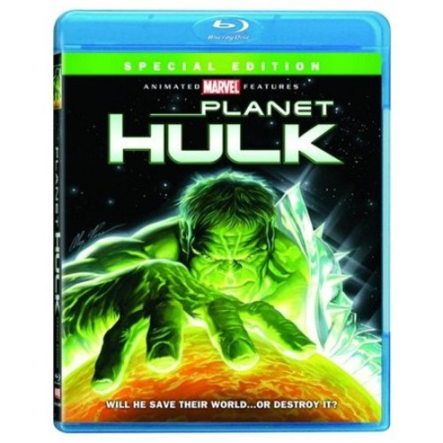 Planet Hulk (Blu-ray + Digital Copy)