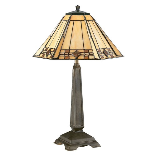 Willow Accent Lamp by Kenroy Home - Bronze Finish (33041BRZ)