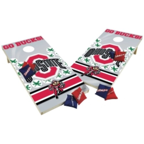 Wild Sports Ohio State Buckeyes XL Tailgate Bean Bag Toss Shields