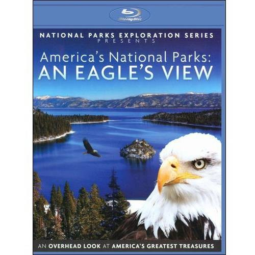 National Parks Exploration Series - National Park: An Eagle's View [Blu-Ray Disc]