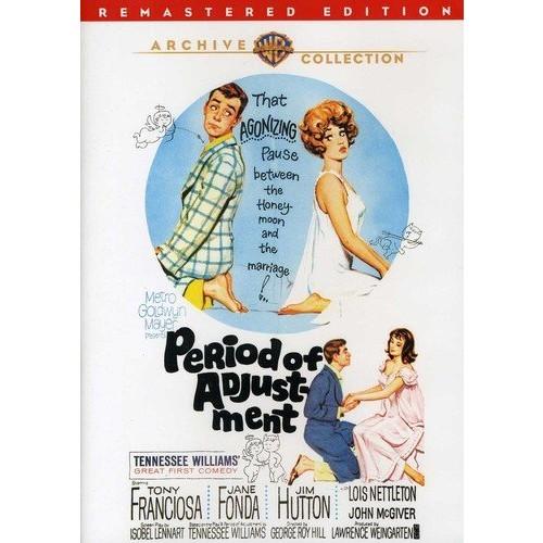 Period Of Adjustment: Tony Franciosa, Jane Fonda, Jim Hutton, Lois Nettleton, John Mcgiver: Movies & TV