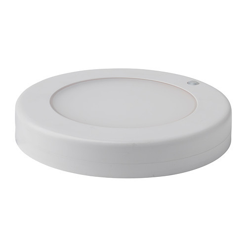 STTTA LED ceiling/wall lamp, battery operated white