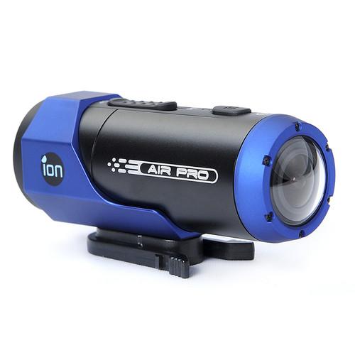iON - Air Pro LITE Wi-Fi HD Waterproof Action Camera - Black - Black