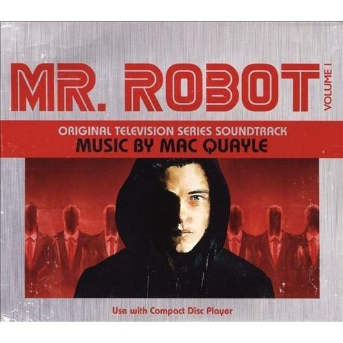 Mr. Robot, Vol. 1 [Original Television Series Soundtrack] [CD]