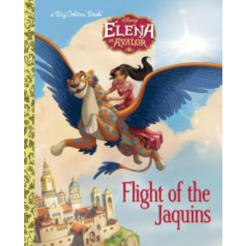 Flight of the Jaquins (Disney Elena of Avalor)