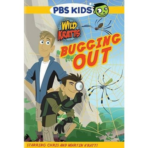Wild Kratts: Bugging Out (DVD)