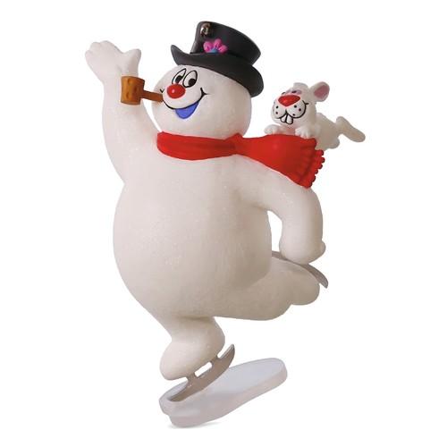 Frosty The Snowman Look At Frosty Go! 2017 Hallmark Keepsake Christmas Ornament