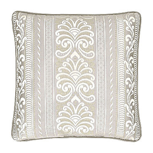 Queen Street Lorenzo 18IN Square Throw Pillow