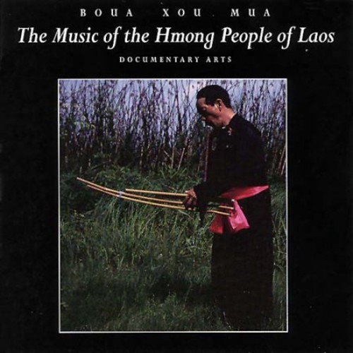 Music Of The Hmong People Of L CD (1999)