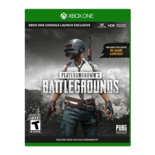 PLAYERUNKNOWN'S BATTLEGROUNDS: Game Preview Edition - Xbox One