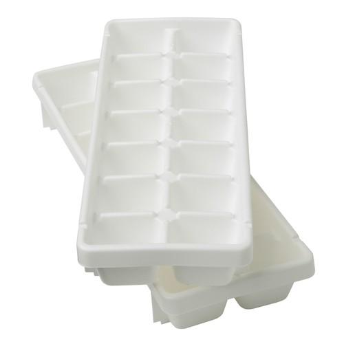 Arrow Plastics 2 Pack Ice Cube Trays
