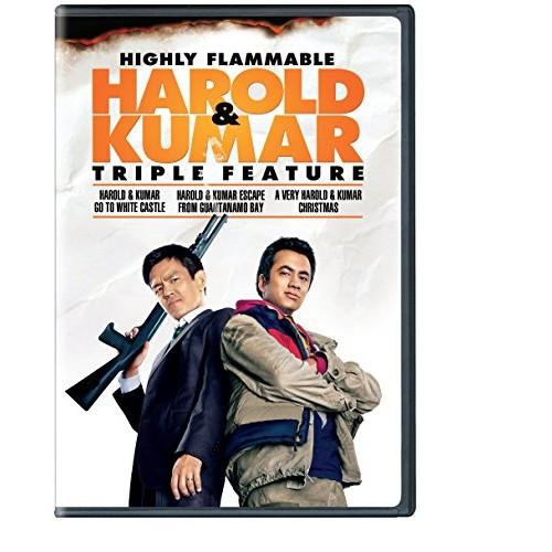 Harold & Kumar Go to White Castle / Harold and Kumar Escape from Guantanamo Bay / A Very Harold & Kumar Christmas
