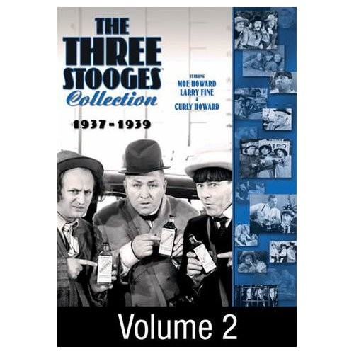 Three Stooges Collection: Volume 2, 1937-1939 (1937)