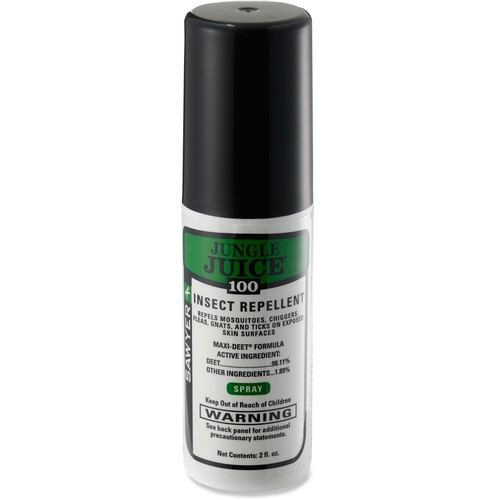 Jungle Juice 100 Pump Spray Insect Repellent - 98 Percent DEET - 2 fl. oz.