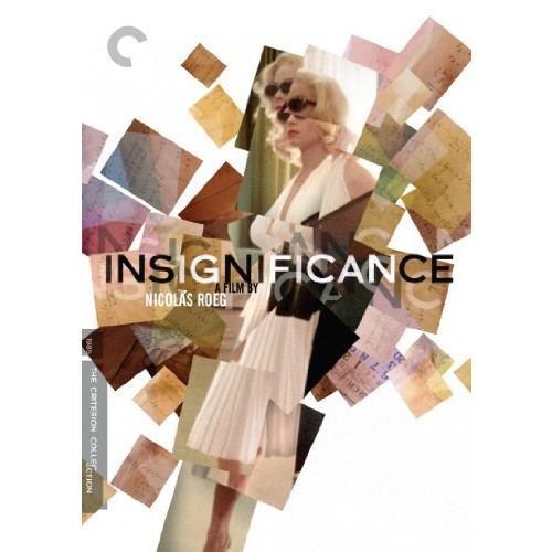 Insignificance (The Criterion Collection): Michael Emil, Theresa Russell, Tony Curtis, Gary Busey, Nicolas Roeg: Movies & TV