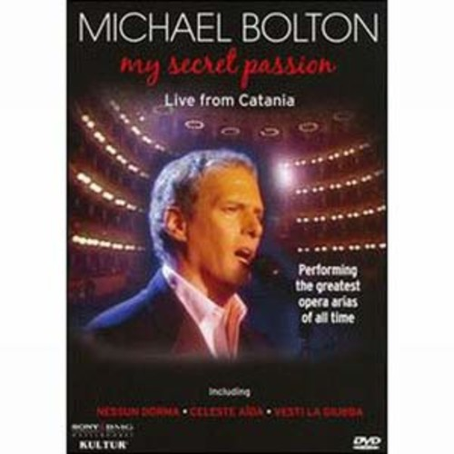 Michael Bolton: My Secret Passion - Live From Catania DD2
