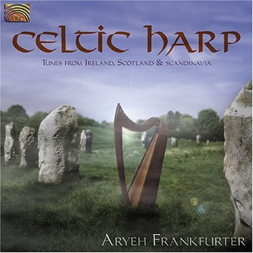 Celtic Harp: Tunes from Ireland, Scotland and Scandinavia [CD]