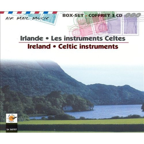 Air Mail Music: Ireland - Celtic Instruments [CD]
