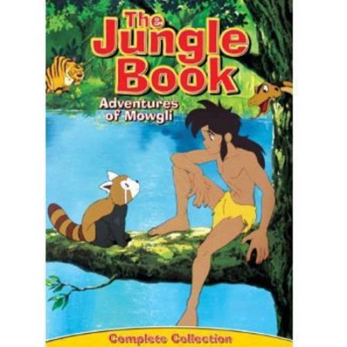 The Jungle Book: Adventures of Mowgli - Complete Collection [6 Discs] [DVD]