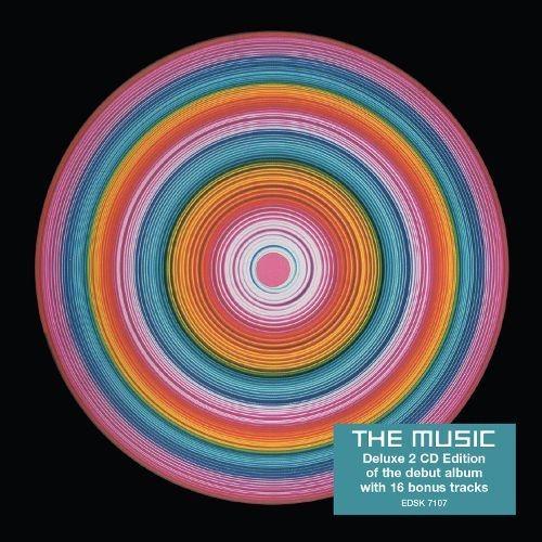 The Music [CD]