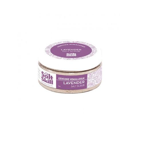 Salt Skill Genuine Himalayan Lavender Salt Scrub
