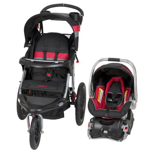 Baby Trend Range Jogger Stroller Travel System