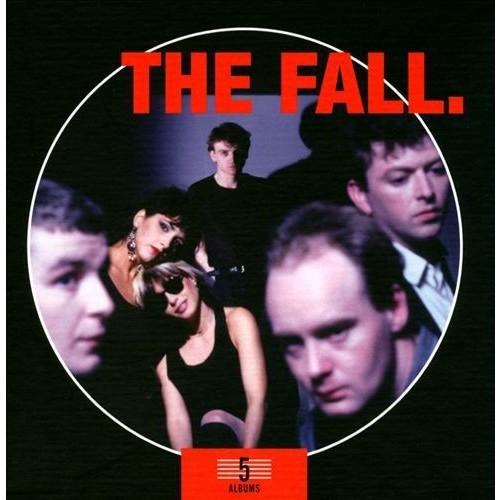 The Fall - 5 Album Box Set [Audio CD]
