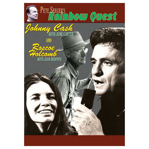 Rainbow Quest: Johnny Cash and Roscoe Holcombe (2004)