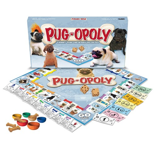 Dog-Opoly Board Game