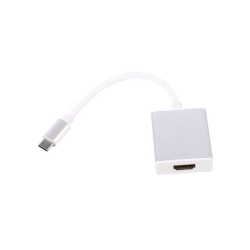 USB 3.1 Type-C To HDMI Cable Adapter 10Gbps Super High Speed Metal Type-C Male To HDMI Female Coverter Cable