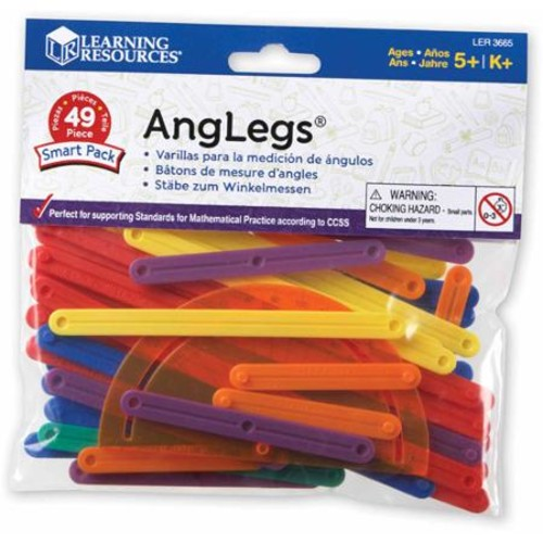 Learning Resources Anglegs Smart Pack