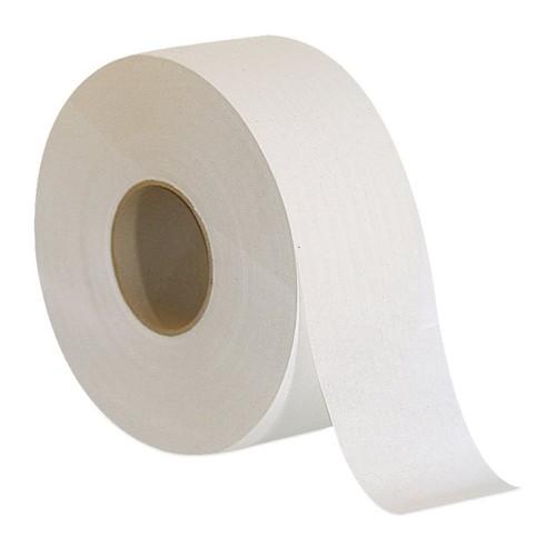 Georgia-Pacific Acclaim Jumbo Jr. Bathroom Tissue, White, 2000 Ft. Per Roll, Case Of 8 Rolls