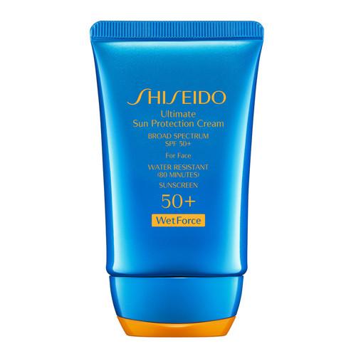 Shiseido Ultimate Sun Protection Cream SPF 50+ WetForce, 1.7 oz.
