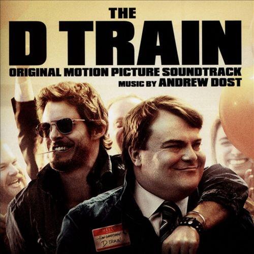 The D Train [Original Motion Picture Soundtrack] [CD]