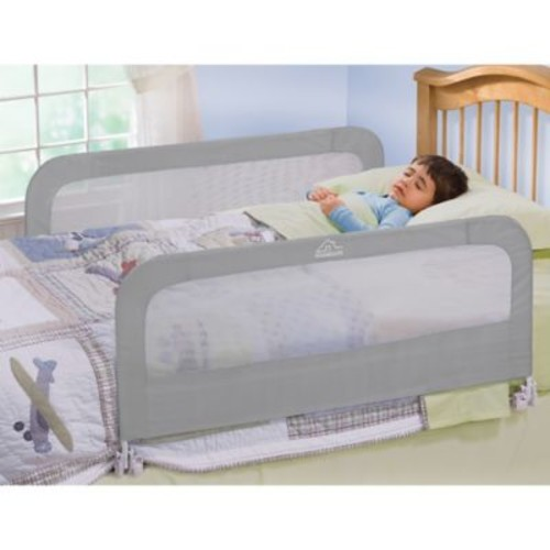 HOMESAFE by Summer Infant Silver Night Double Bedrail