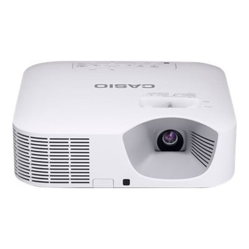 Casio Advanced XJ-F210WN - DLP projector - 3500 ANSI lumens - WXGA (1280 x 800) - 16:10 - HD (XJ-F210WN)