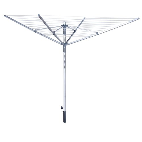 Honey-Can-Do 192 ft. Umbrella-Shaped Outdoor Dryer