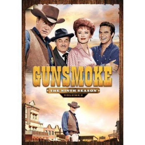 Gunsmoke: The Ninth Season, Vol. 2 [5 Discs]