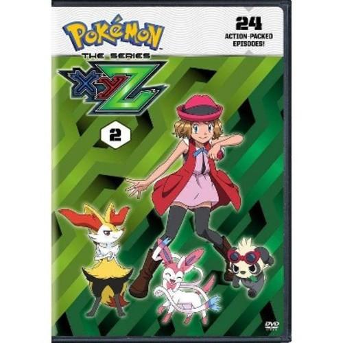 Pokemon The Series:Xyz Set 2 (DVD)