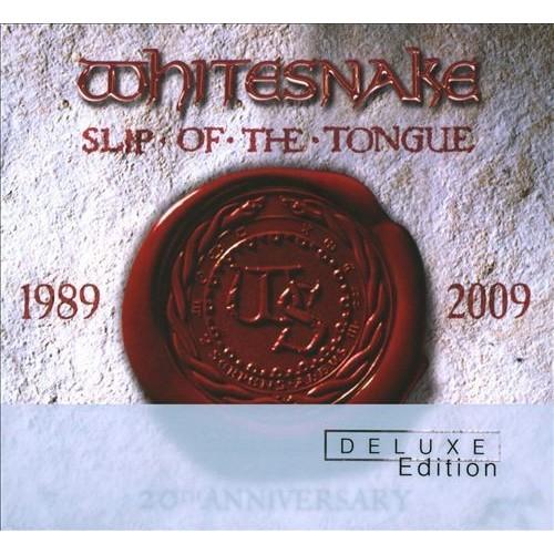 Slip Of The Tongue 20th Anniversary