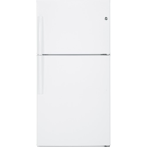 21.2 cu. ft. Top-Freezer Refrigerator - White